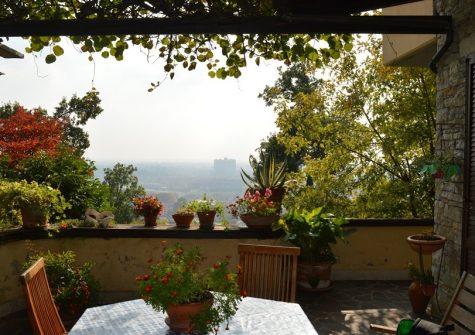 Brescia – Villa in Panoramica