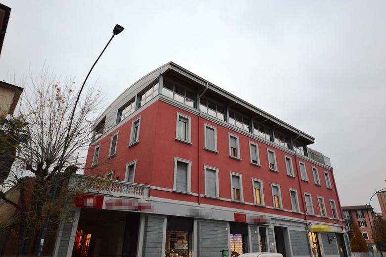 Brescia – Quadrilocale Via Solferino