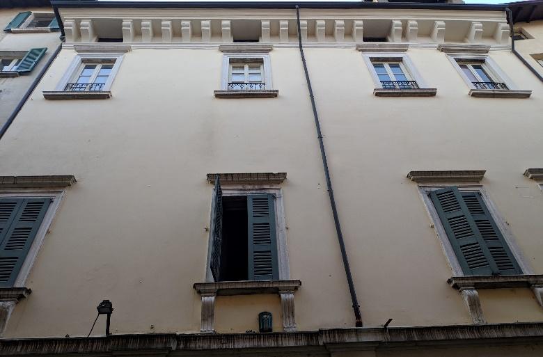 Brescia – Palazzo In Centro Storico