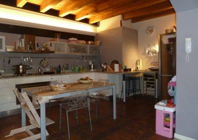 piano primo - zona cucina